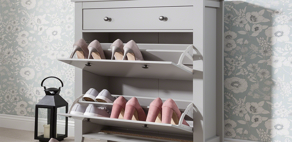 Armario para zapatos para mujer